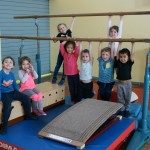 Baby gym 4 ans