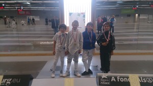 champions-departemental-67-escrime-pupilles-garcons